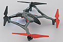 "Dromida Red Vista 9.8"" UAV Quadcopter (Drone) Ready-To-Fly Flips/Lights DIDE03RR"