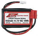 Super Tiger 910mAh 11.1V 15C  Li-Po Battery