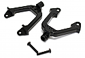 Axial Racing SCX10 Rock Crawler Black Aluminum Rear Shock Tower Hoops (2pcs) RCE1832BK