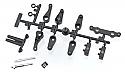 Arrma 1/10th Scale Steering Parts Set/Raid/Fur/Moj/ADX/Gran/Vor  ARAAR340002