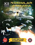 Starmada Fleet Battles in Deep Space: Romulan Armada ADB6102