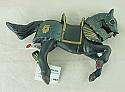 Papo Rearing Black Horse Miniature Figure PPO39276