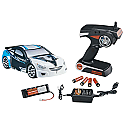 Dromida 1/18th Scale Brushless 2.4Ghz RTR 4WD Touring Car DIDC0074