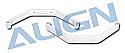 Align T-Rex 700E White Landing Skid Set  AGNH70059
