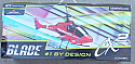 E-Flite Blade CX2 Ready-To-Fly RTF CoAxial Radio Controlled Helicopter EFLH1250