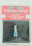 GWS 72Mhz FM Micro Receiver Crystal (Channel 47)