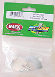1/10th Scale Silver Chrome Air Filter