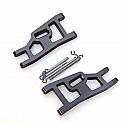 Traxxas Stampede/Rustler/Slash Gun Metal Alloy Front A-Arms