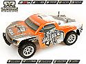 Arrma RC 1/10th Scale Mojave RTR Short Course Race Truck w/Orange Body ARAAR102501