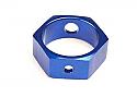 Traxxas T-Maxx 2.5 Blue Aluminum Brake Adapter