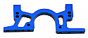 Team Associated TC6 Blue Aluminum Bulkhead