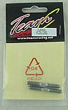 Team C 1/8 Buggy/Truggy/GT 5x40mm Titanium Turnbuckle (2)