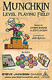 Munchkin Level Playing Field Expansion Set by Steve Jackson Games SJG5559