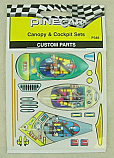 PineCar Canopy Sets Custom Parts