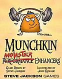 Munchkin Monster Enchancers Expansion Set - Steve Jackson Games SJG4212