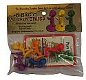 +6 Bag O' Zombie Munchkins by Steve Jackson Games SJG5568