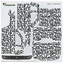 FreqesKinz Bonepile Design Body Decal Set for the Axial Honcho Kit  FRQ17003