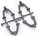 Axial SCX-10/SCX10 Shock Hoops Parts Tree