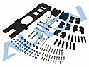 Align T-Rex 450 Helicopter Carbon Frame Parts Set