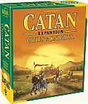 Catan: Cities and Knights Expansion 5th Edition by Mayfair Games  MFG3077