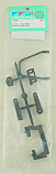 Mugen MTX-4 Radio Plate Mount