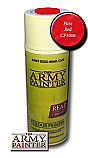 The Army Painter Base Primer: Pure Red  TAPCP3006
