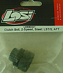 Team Losi Clutch Bell, 2 Speed, 18/25T/LST2/AFT/MGB  LOSB3341