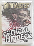 Game Mastery Role Playing Accessory: Critical Hit Deck
