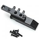 Axial Racing Wraith Black CNC Alum Rear Upper Link Mount Block  STRSTA80072RBK