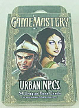 Game Mastery Role Playing Accessory: Urban NPC's Cards
