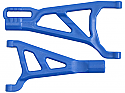 Traxxas 1/10th REVO / E-REVO / Summit Blue Left Front Suspension A-Arms by RPM RPM70375