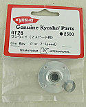 Kyosho Inferno GT One-Way for 2-Speed Assembly