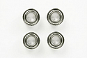 Tamiya/5x10 Ball Bearing Set (4)  TAM51239