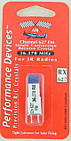 JR 36Mhz Channel 627 (36.270) FM Receiver Crystal by Performance Devices