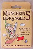 Munchkin 5: De-Ranged (Expansion Set for Munchkin)