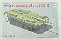 1/72nd Scale Swedish Strv.103 B Tank Model Kit