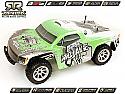 Arrma RC 1/10th Scale Mojave RTR Short Course Race Truck w/Green Body ARAAR102521