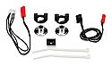 Traxxas Red LED Light Kit for Grave Digger
