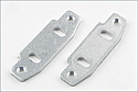 Kyosho Inferno GT/GT2/77/7/5/ST 3mm Engine Mount Plates (Left & Right) KYOIF210