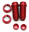 ST Racing 1/10th Scale Big Bore Threaded Front Shock Bodies/Traxxas  STRST3765XR