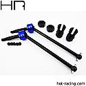 Hot Racing 1/10th Scale Steel Nitride CVD Kit/Slash 2WD  HRASTE282XD06