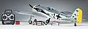 Hobbico Select Scale RTF Focke-Wulf FW 190 Brushless R/C Airplane FLZA4310 2.4Ghz