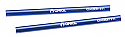 Axial Scorpion Blue Aluminum Threaded Pipe 6x98mm (2pcs.)