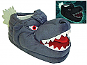 Godzilla Glow-in-the-Dark Slippers by Toy Vault  TOY09012