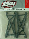 Team Losi Graphite Front A-Suspension Arms/XX-4 LOSA9735