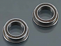 "DuraTrax Bearings 1/4 x 3/8"" Flanged  DTXC1433"