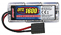 Duratrax 7.2V 1600mAh NiMH Battery w/Traxxas High Current Connector DTXC2192