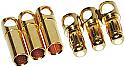 Tekin 3.5mm Bullet Connectors (6pcs)  TEKTT3051