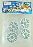 "Pro-Line 2.2"" Wabash Chrome Wheels XXX-NT/XXX-T/XTM"