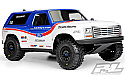 Pro-Line Racing 1/10 Scale 1981 Ford Bronco Clear SC Truck Body  PRO342300